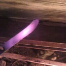Forging a Knife From a Nicholson File, Part One
