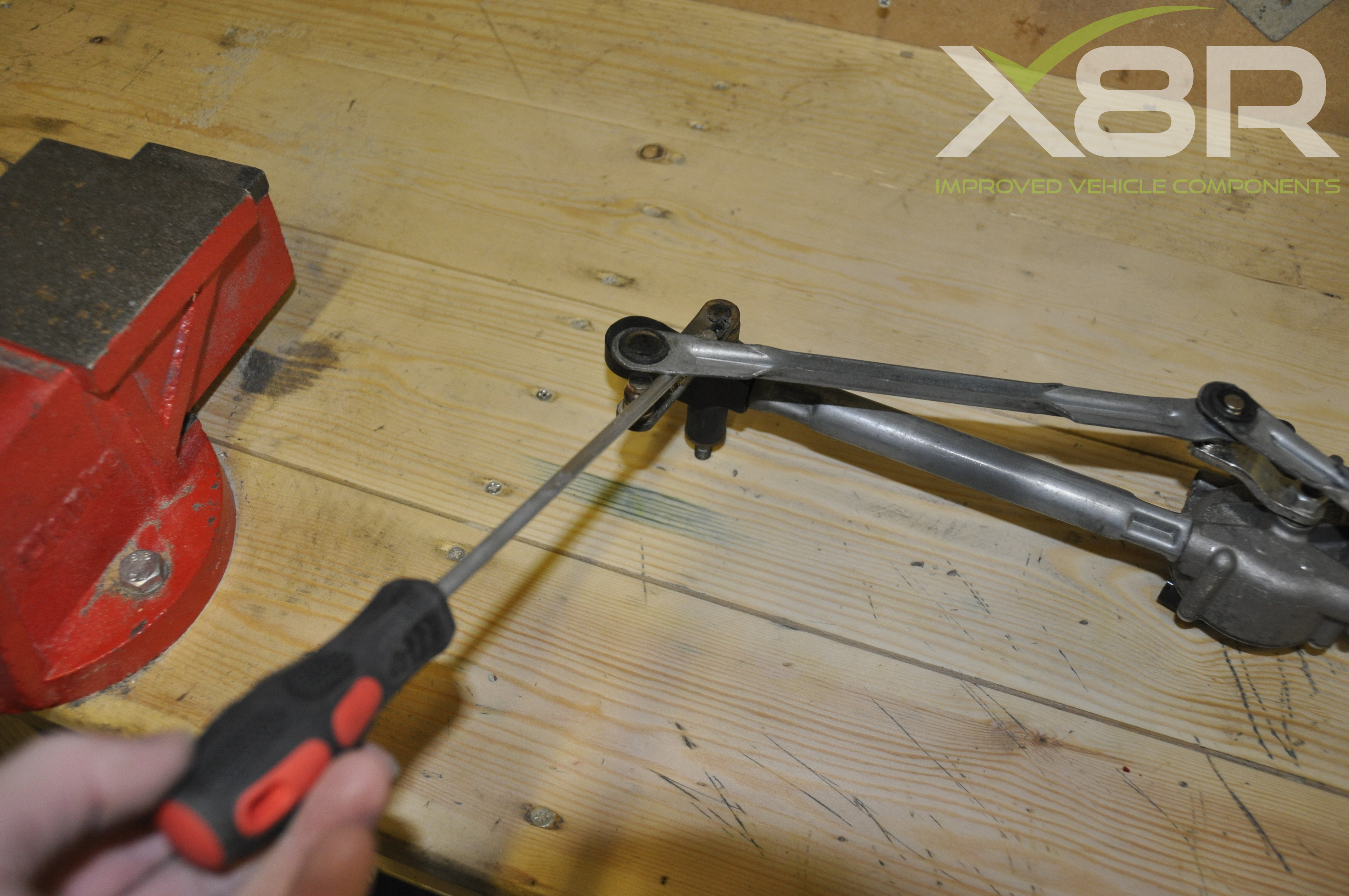 Picture of Remove Push Rods