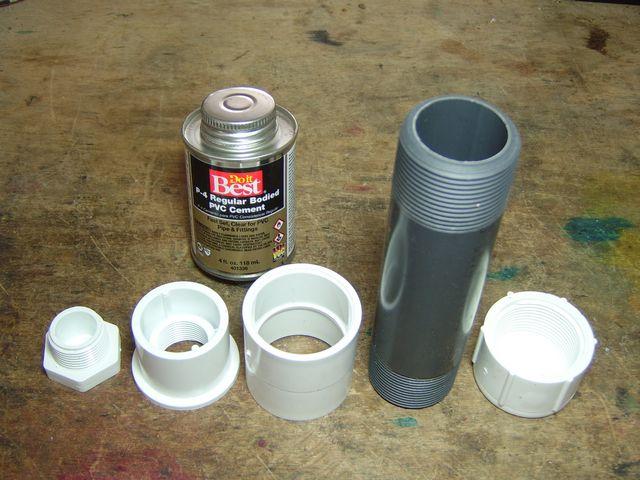 Picture of PVC Parts