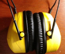 Hearing Protection/Bluetooth in Disguise