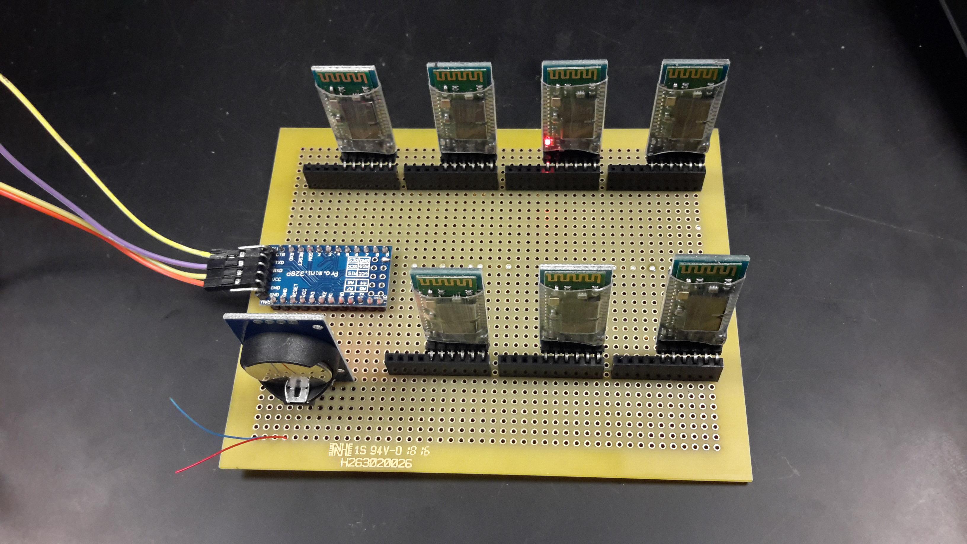 Picture of Programming the Arduino Mini Pro  / RTC