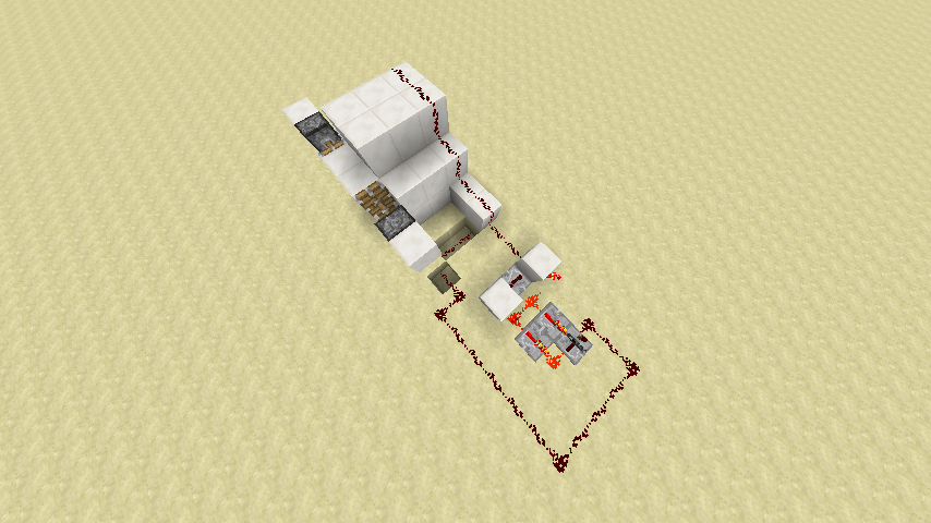 Picture of Step 7: Connecting It to the Pistons (again!)