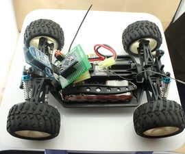 Using Arduino and Bluetooth control a two-drive car