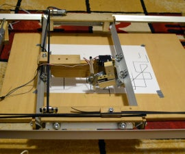 CNC Drawing Machine