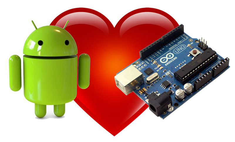 Picture of Android... Meet Arduino...