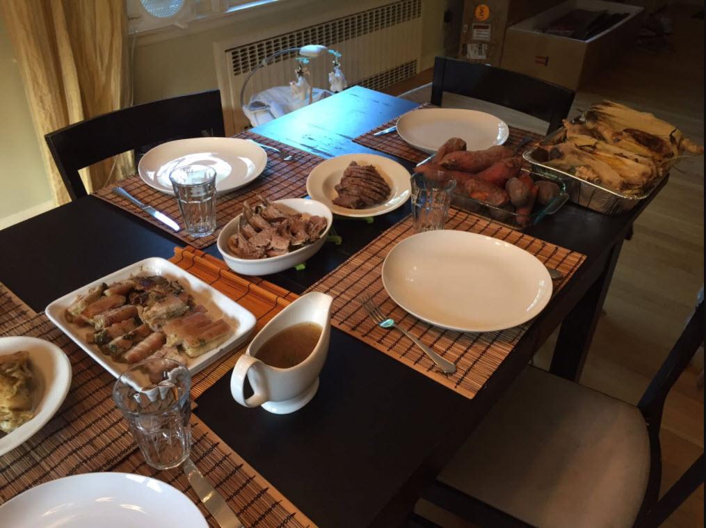 Picture of Gratuitous Pachamanca Food Porn Photos