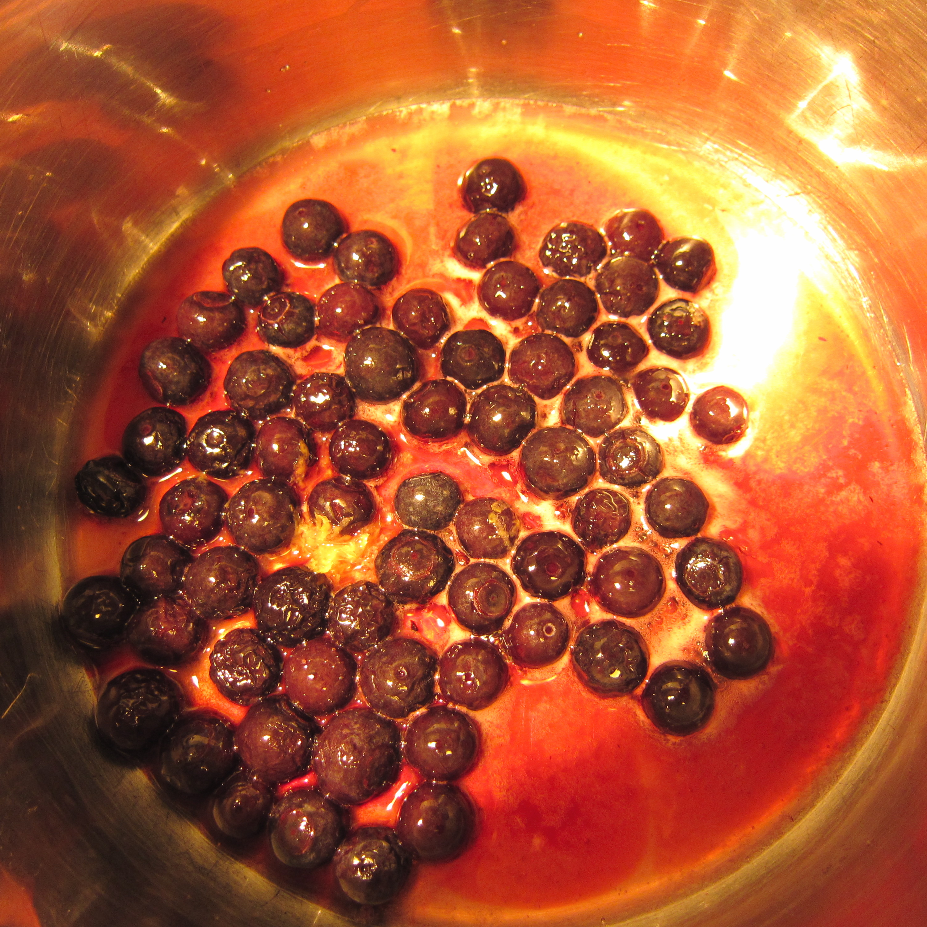 Picture of Make Blueberry Puree