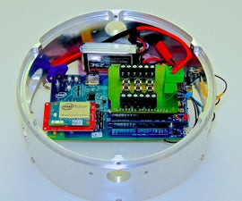 Using the Intel Edison on a Cold Gas Reaction Control System for a Sounding Rocket