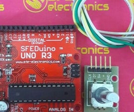 Tutorial of Rotary Encoder With Arduino