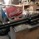 Functioning minigun prop