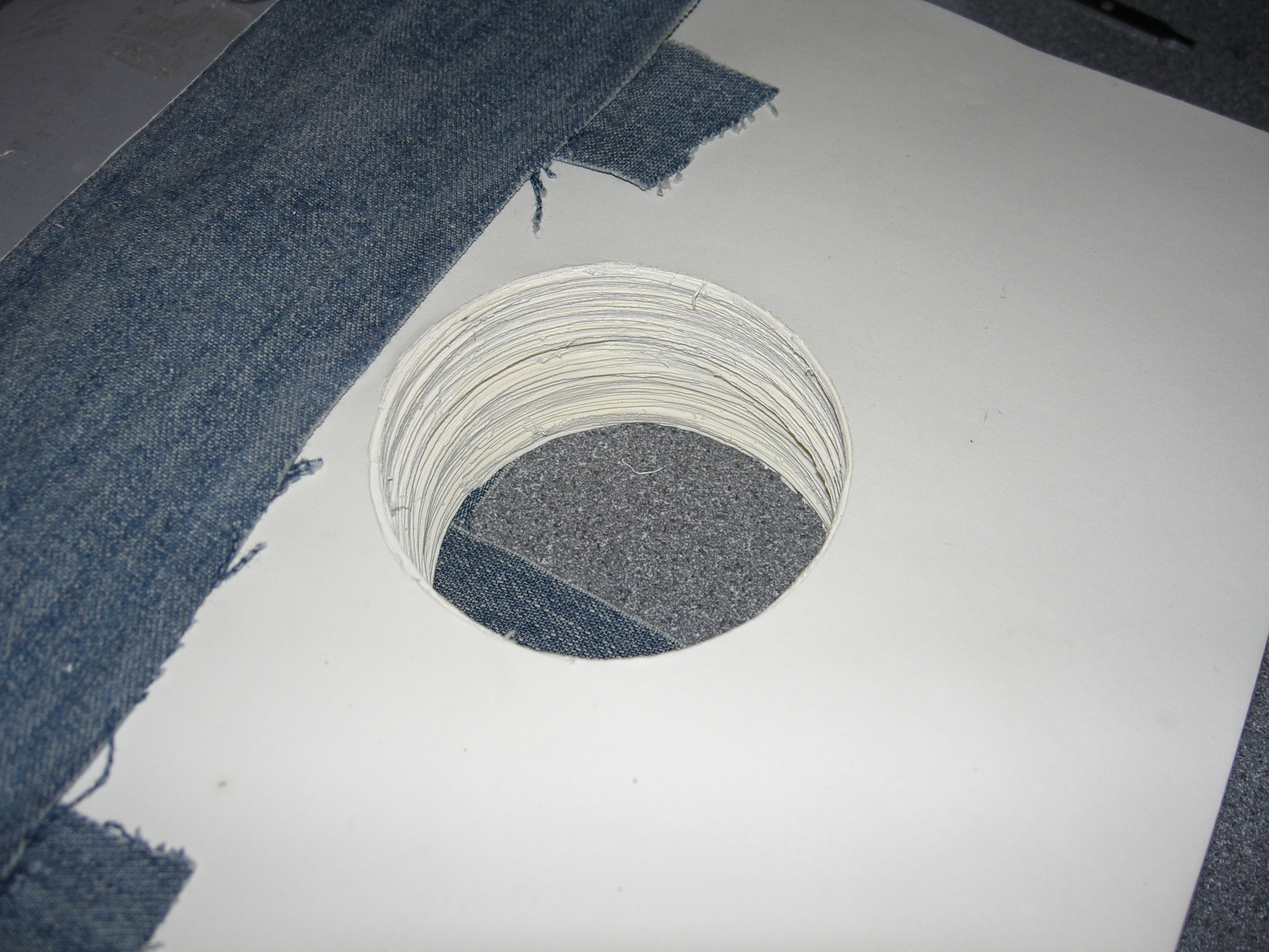 Picture of Cutting Circles.