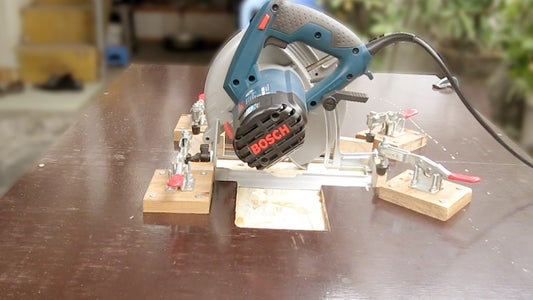 Assembly on Table Saws