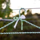 Laced Hangers using Macrame