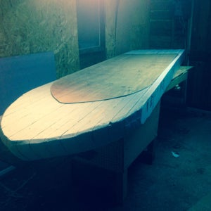 12' Stand Up Paddle Board