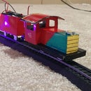 Completely Scratch Built HO Scale Locomotive