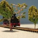 N-railway trees (1/160 scale)