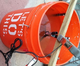 Electrolysis Bucket