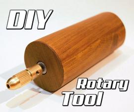 DIY Wood Veneer Rotary Tool