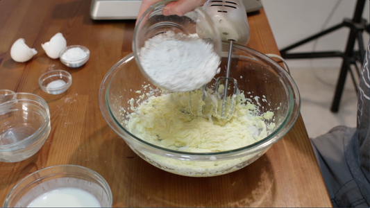 Cake Flour and Butter Milk