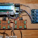 2nd Gen Arduino Hot water solar collector controller