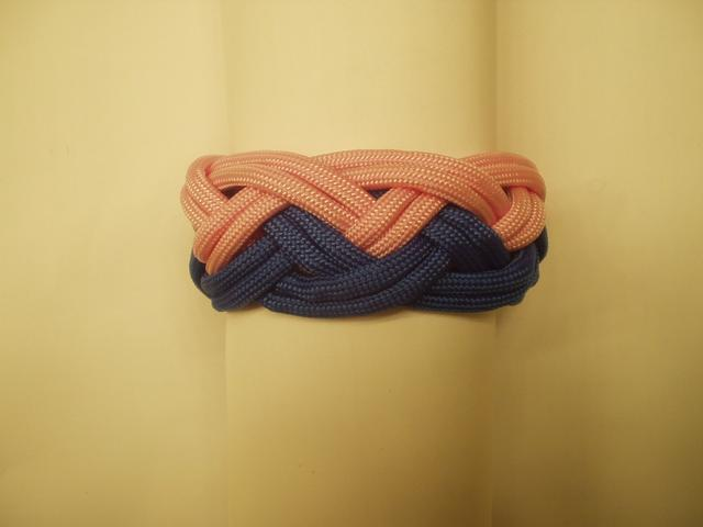 Picture of Interwoven Turks Head Knots
