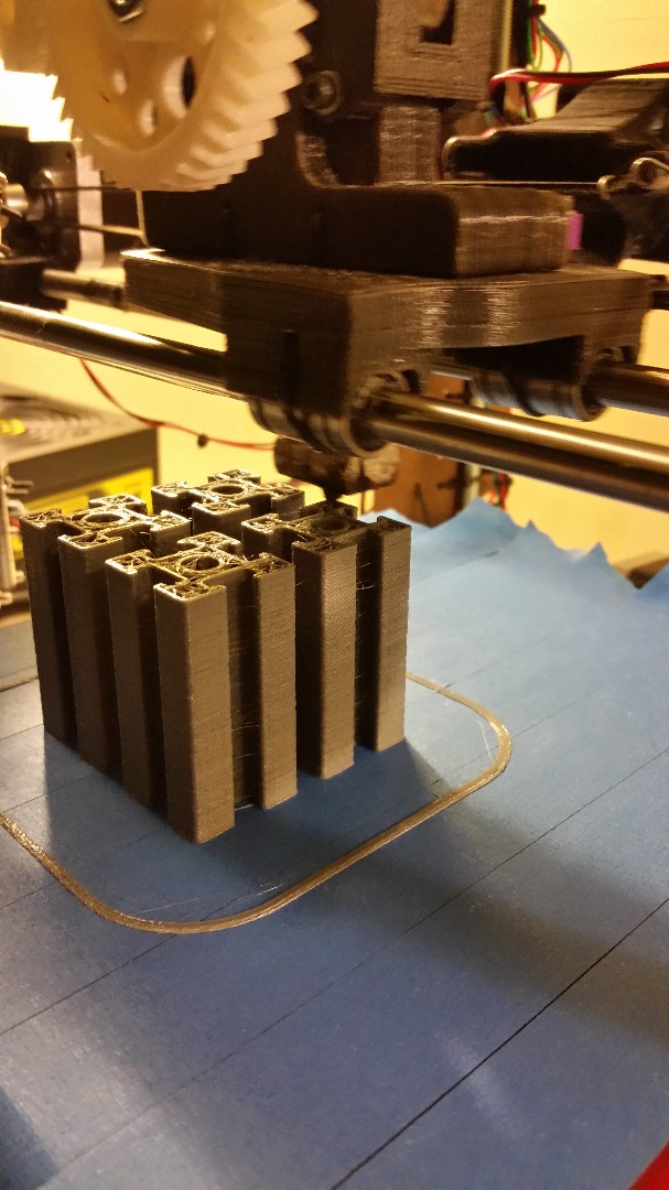 Picture of Gather and Print Parts