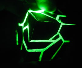 Awesome led cube