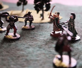 How to Make a DIY Wargaming Map Out of Felt