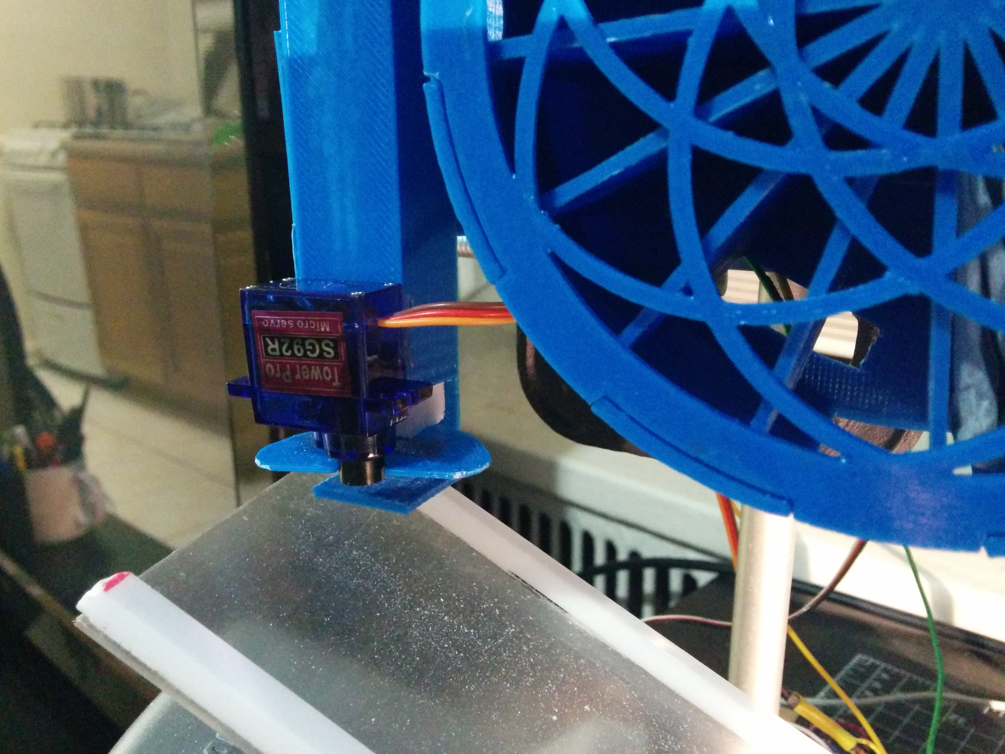 Picture of Print and Assemble the Sugar Cube Dispenser