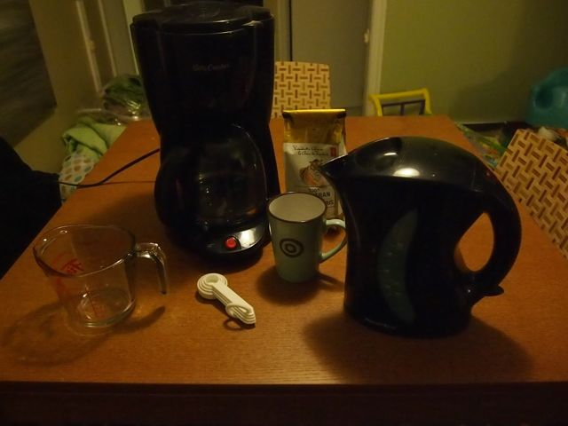 Picture of Try Pour Over Coffee at Home