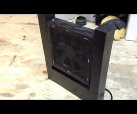 Fume Extractor for Soldering