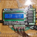 Solar Collector & Radiant Heat Controller