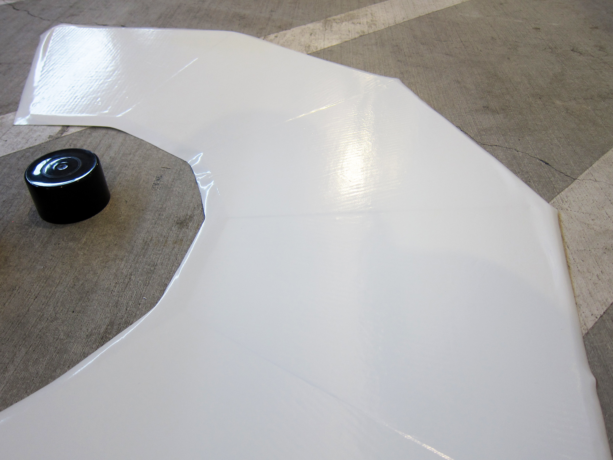 Picture of Attach Vinyl, or Paint