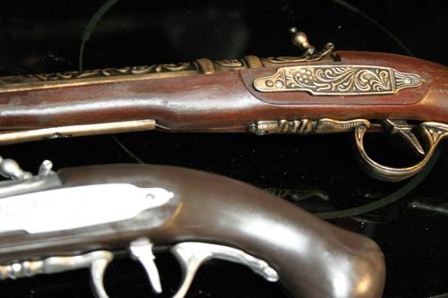 Picture of Steampunk Pirate Gun Mod