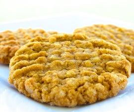 Peanutty Crisscrosses  Cookies
