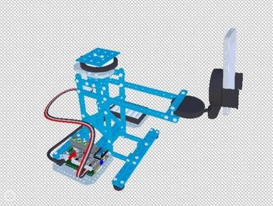 Production Steps:3D Model