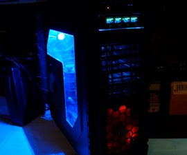 LED Computer Case Lighting