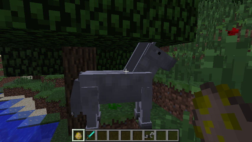 Picture of Minecraft Upside Down  Animals Mini Instructables
