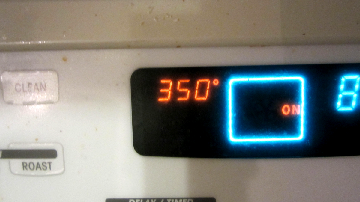 Picture of Preheat the Oven