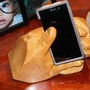 Multi-purpose Hand Scupture