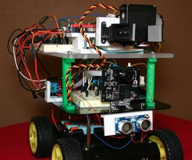 Nellie, the Weed Picking Robot