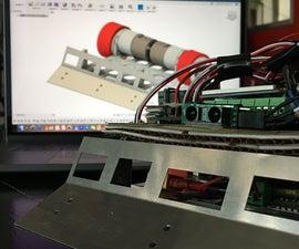 1KG Sumobot Build