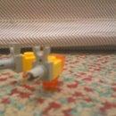 Lego Uzi