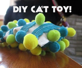 Double Awesome Cat Toy!