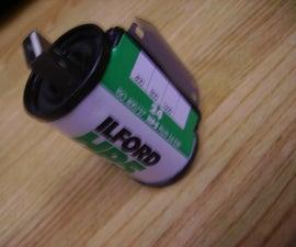 USB Drive 35mm Film Mod