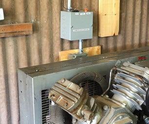 Automatic Shop Compressor Control
