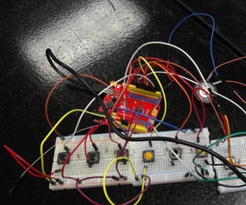 The Arduino Piano