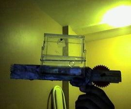 THE ANNIHALATOR (AKA the world's first fully automatic pen gun)