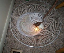 Home made flea trap