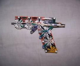 Trauts' Side-Arm - TMG